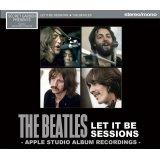 THE BEATLES / LET IT BE SESSIONS apple studio album recording 【6CD】