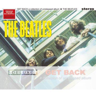 画像1: THE BEATLES / GET BACK a collection of unreleased album 【4CD+BOOKLET】