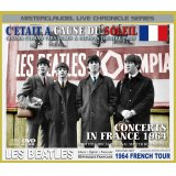 THE BEATLES / C'ETAIT A CAUSE DU SOLEIL (FRANCE 1964) 【CD+DVD】