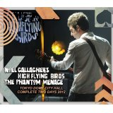 NOEL GALLAGHER 2012 THE PHANTOM MENACE 3CD