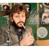 RINGO STARR / COMPLETE PROMO CLIP COLLECTION 【2DVD】