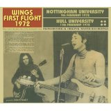 PAUL McCARTNEY / WINGS FIRST FLIGHT 1972 【2CD】