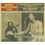 WINGS FIRST FLIGHT 1972 【2CD】