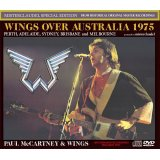 WINGS OVER AUSTRALIA 1975 【3CD+2DVD】