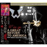 A GREAT RETURN TO AMERICA 【2CD】