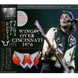 WINGS OVER CINCINNATI 1976 【2CD】