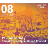 PAUL McCARTNEY / COMPLETE LIVERPOOL SOUND CONCERT 2008 【4CD+DVD】