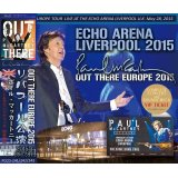 OUT THERE EUROPE ECHO ARENA LIVERPOOL 【3CD】