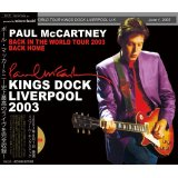 PAUL McCARTNEY / KINGS DOCK LIVERPOOL 2003 【4CD】