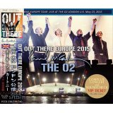 OUT THERE EUROPE THE O2 【3CD】