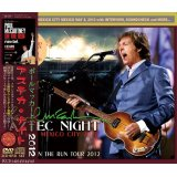 PAUL McCARTNEY / AZTEC NIGHT 2012 【3CD+DVD】