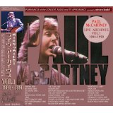 PAUL McCARTNEY / LIVE ARCHIVES VOL.1 【2CD】