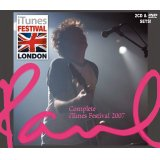 PAUL McCARTNEY / COMPLETE iTUNES FESTIVAL 2007 【2CD+1DVD】