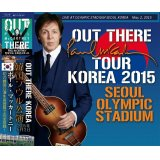 OUT THERE 2015 KOREA SEOUL 【3CD】
