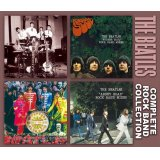 THE BEATLES / COMPLETE ROCK BAND COLLECTION 【5CD】