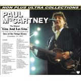 PAUL McCARTNEY / LIVE AND LET LIVE 【3CD】