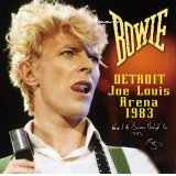 DAVID BOWIE / DETROIT JOE LOUIS ARENA 1983 【2CD】