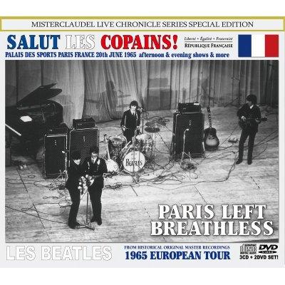画像1: THE BEATLES / PARIS LEFT BREATHLESS 【3CD+2DVD】