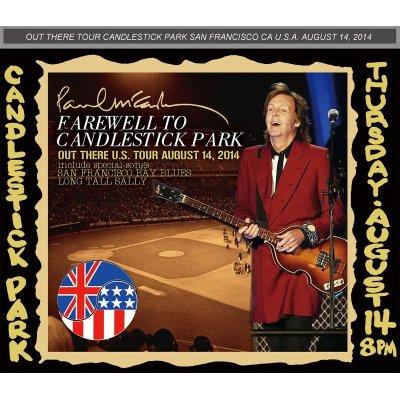 画像1: PAUL McCARTNEY / FAREWELL TO CANDLESTICK PARK 【3CD+2DVD】