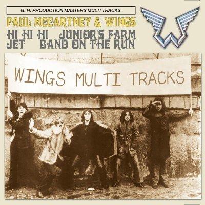画像1: PAUL McCARTNEY / WINGS MULTI TRACKS 【2CD】