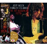 JEFF BECK & STANLEY CLARKE / LIVE AT BUDOKAN 1978 【2CD】