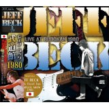 JEFF BECK / LIVE AT BUDOKAN 1980 【2CD】