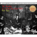 THE BEATLES / LIVE AT THE STAR CLUB RAW TAPES 【5CD】