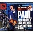 画像1: PAUL McCARTNEY / ONE ON ONE VANCOUVER 2016 FIRST SHOW 【3CD】 (1)