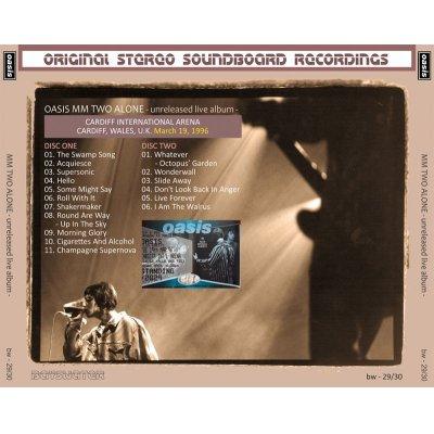 画像2: OASIS 1996 MM TWO ALONE - unreleased album - 2CD