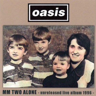 画像1: OASIS 1996 MM TWO ALONE - unreleased album - 2CD