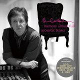 PAUL McCARTNEY / MEMORY ALMOST FULL ACOUSTIC TEASER 【CD】