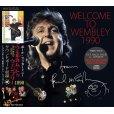 画像1: WELCOME TO WEMBLEY 1990 【2CD】 (1)