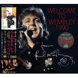 PAUL McCARTNEY / WELCOME TO WEMBLEY 1990 【2CD】