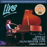 KATE BUSH / APOLLO THEATRE MANCHESTER 1979 COMPLETE VERSION 【DVD】