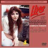 KATE BUSH / LIVE AT HAMMERSMITH ODEON 1979 COMPLETE VERSION 【DVD】