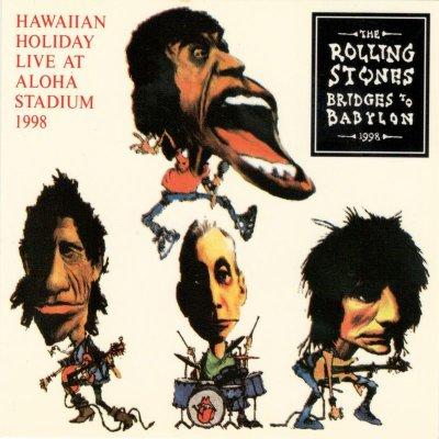 画像1: VGP-168 THE ROLLING STONES / HAWAIIAN HOLIDY 1998