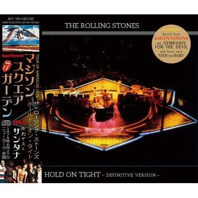 画像1: THE ROLLING STONES / HOLD ON TIGHT - definitive version - 【3CD】