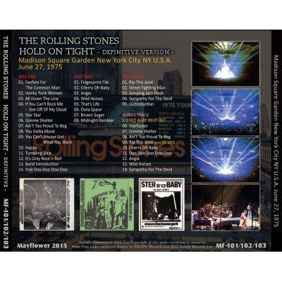 画像2: THE ROLLING STONES / HOLD ON TIGHT - definitive version - 【3CD】