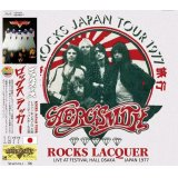AEROSMITH / ROCKS LACQUER 1977 【CD】