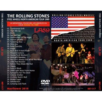 画像2: THE ROLLING STONES / LA89 【DVD】