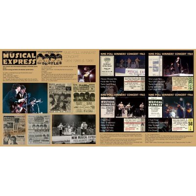 画像3: THE BEATLES / NME POLL WINNERS' CONCERT 【CD+2DVD】
