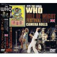 画像1: THE WHO / ISLE OF WIGHT FESTIVAL 1970 CAMERA ROLLS 【DVD】 (1)