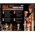 画像2: THE WHO / ISLE OF WIGHT FESTIVAL 1970 CAMERA ROLLS 【DVD】 (2)