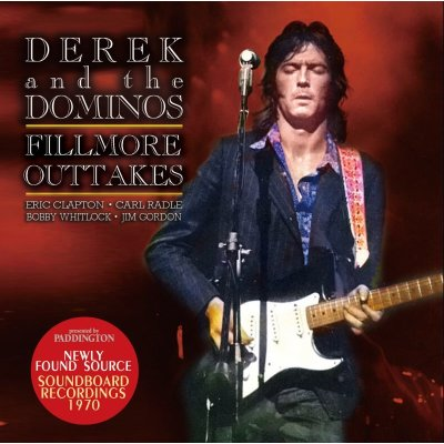 画像1: DEREK AND THE DOMINOS / FILLMORE OUTTAKES 【CD】