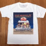 BURN LIKE A CANDLE Tシャツ