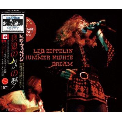 画像1: LED ZEPPELIN / MIDSUMMER NIGHT'S DREAM 1971 【3CD】