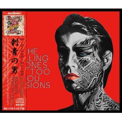 画像1: THE ROLLING STONES / TATTOO YOU SESSIONS 【3CD】