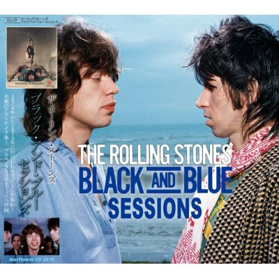 画像1: THE ROLLING STONES BLACK AND BLUE SESSIONS 【2CD】
