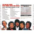 画像2: THE ROLLING STONES / STEEL WHEELS JAPAN TOUR 1990 MIKASA 【2CD】 (2)