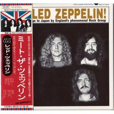 画像1: LED ZEPPELIN / MEET THE LED ZEPPELIN 【3CD】